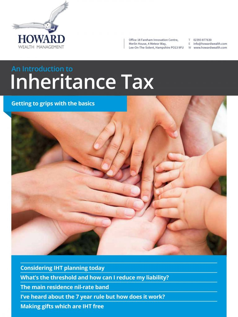 Introduction To Inheritance tax
