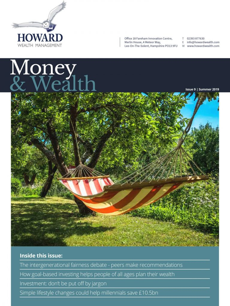 Money & Wealth Summer 2019