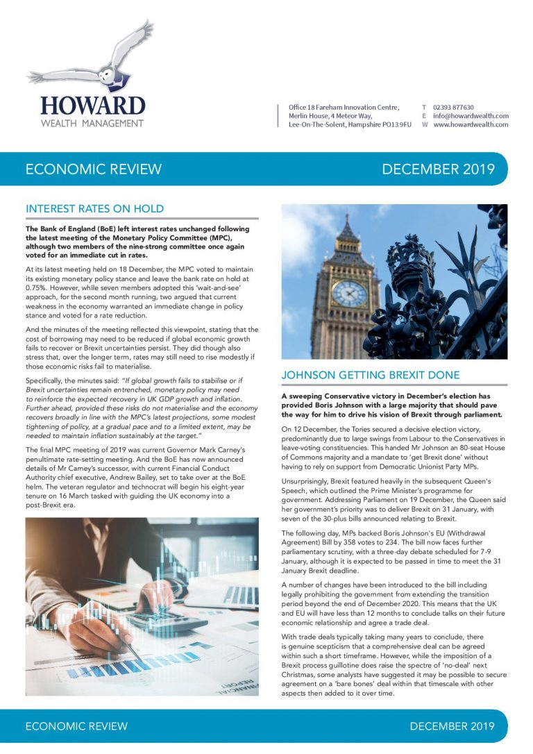 Economic Review December 2019 page 001