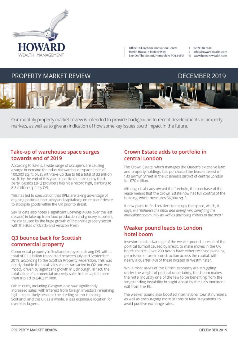 Property Market Review December 2019 page 001