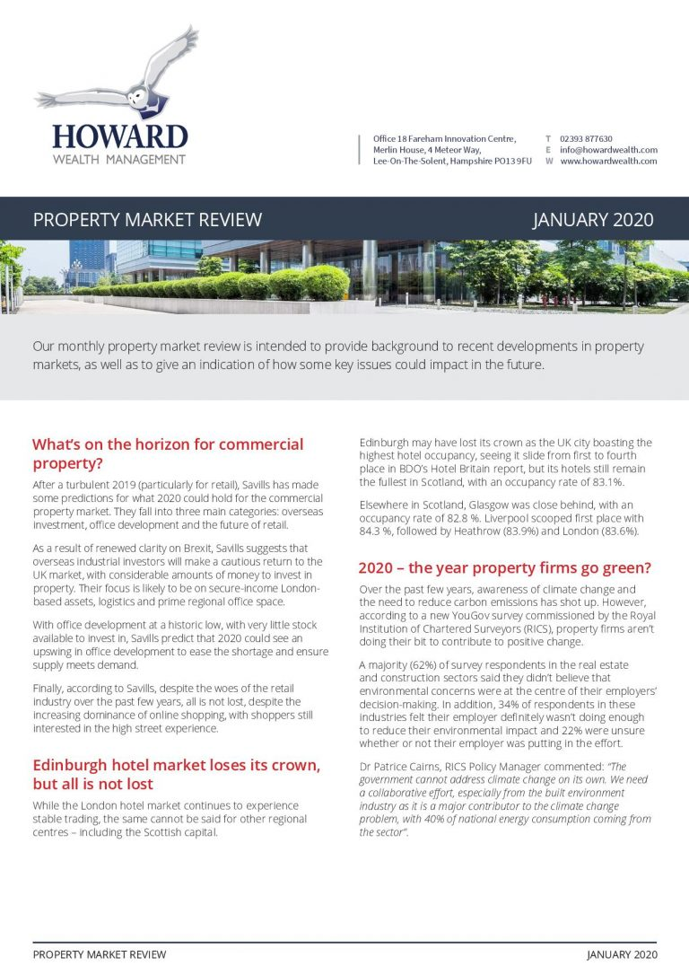 Property Market Review January 2020 page 001
