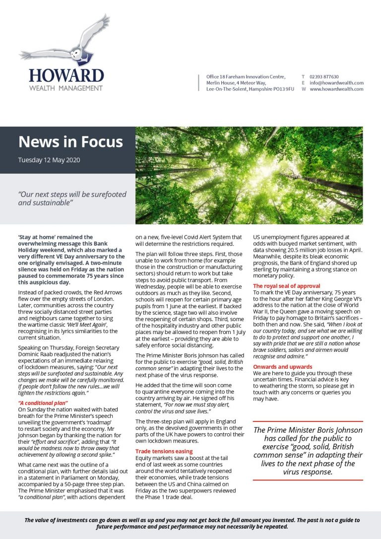 News in Focus 12th May 2020 page 001