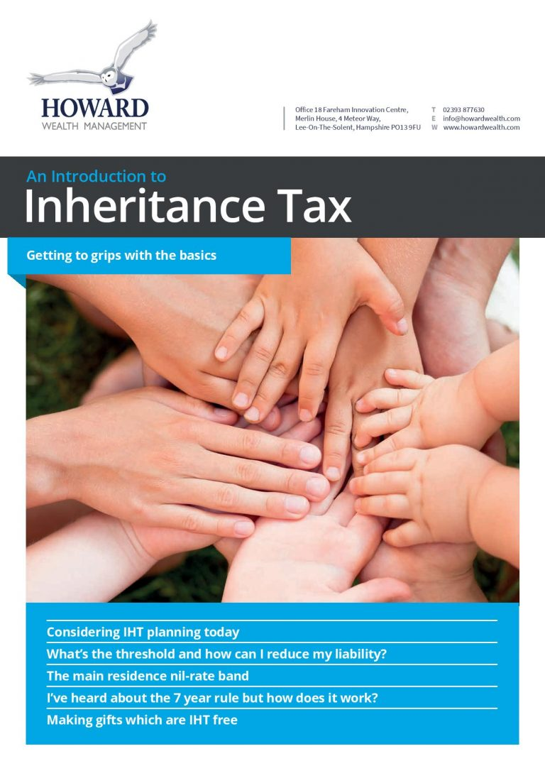Guide to Inheritance Tax page 001