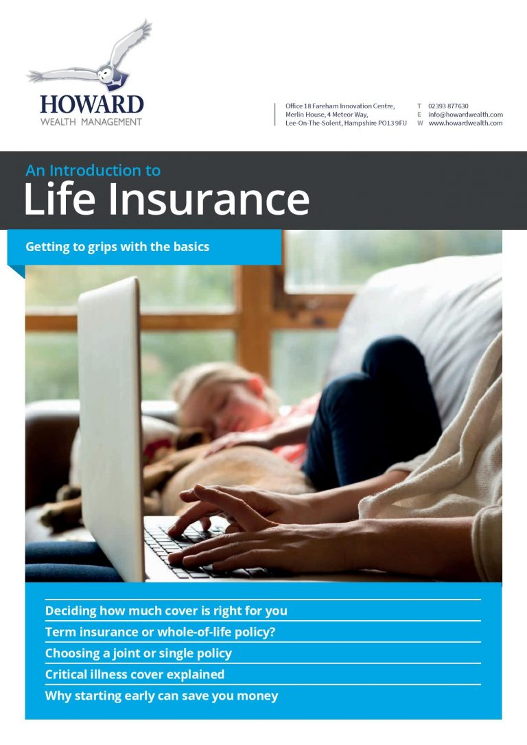 Guide to Life Insurance page 001