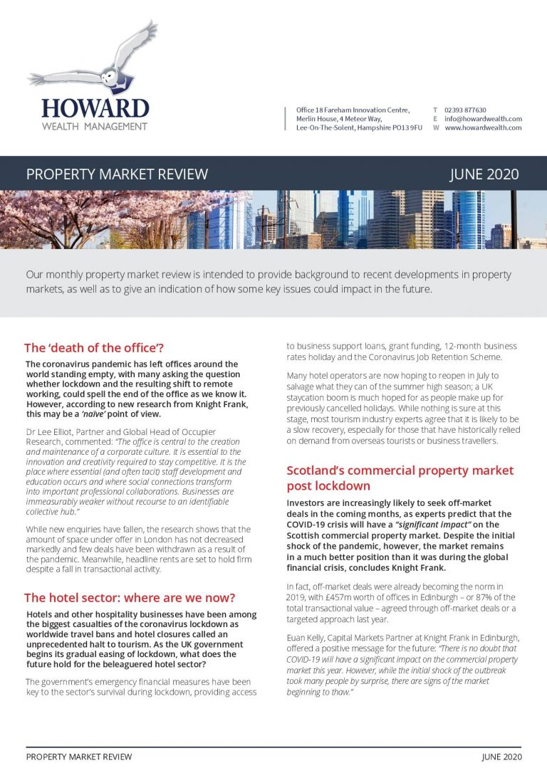 Property Market Review June 2020 page 001