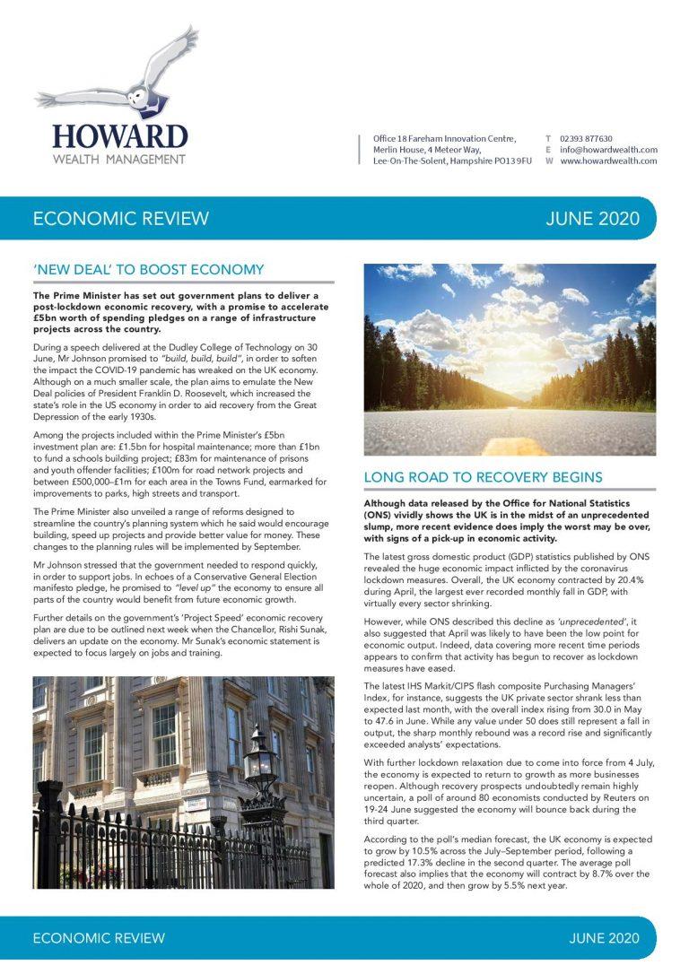 Economic Review June 2020 page 001