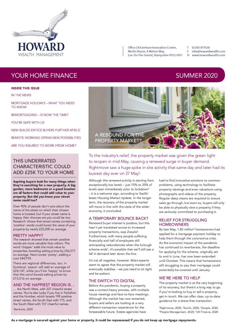 Your Home Finance Summer 2020 page 001