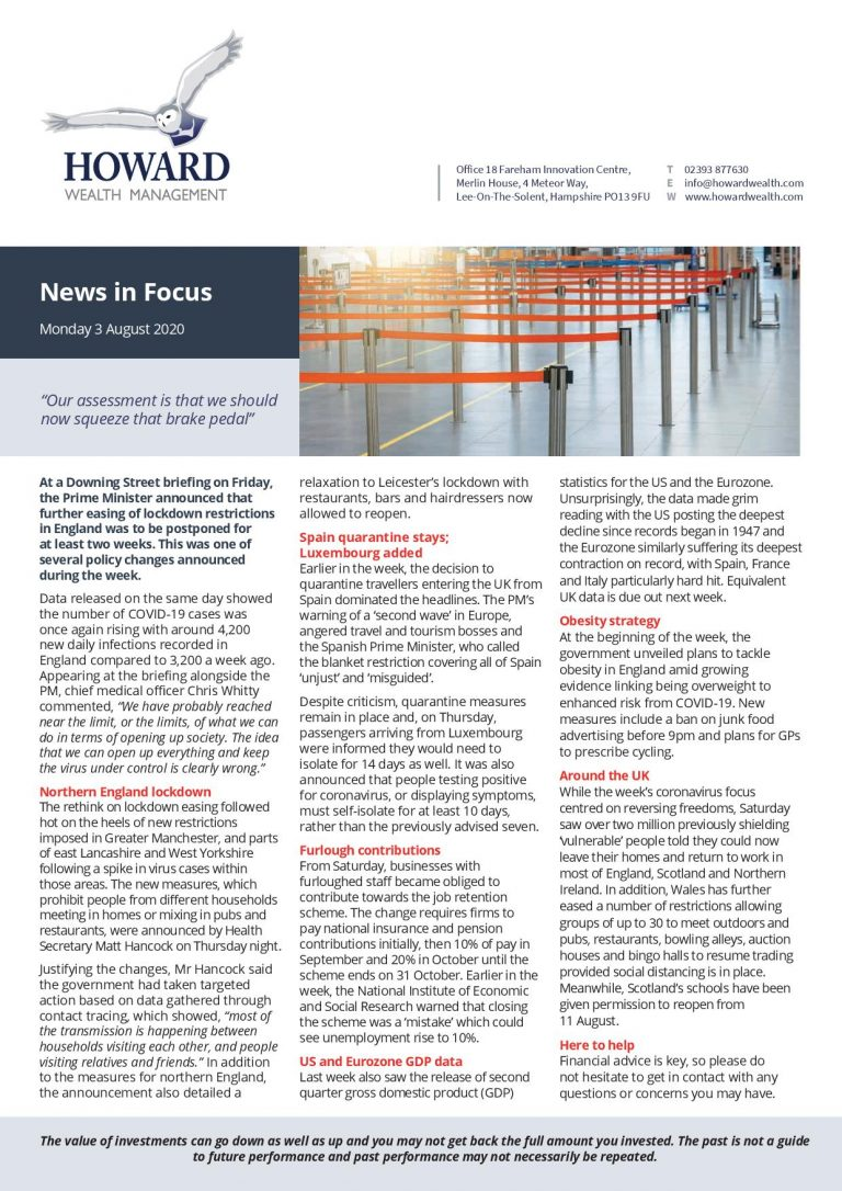 News in Focus 3rd August 2020 page 001