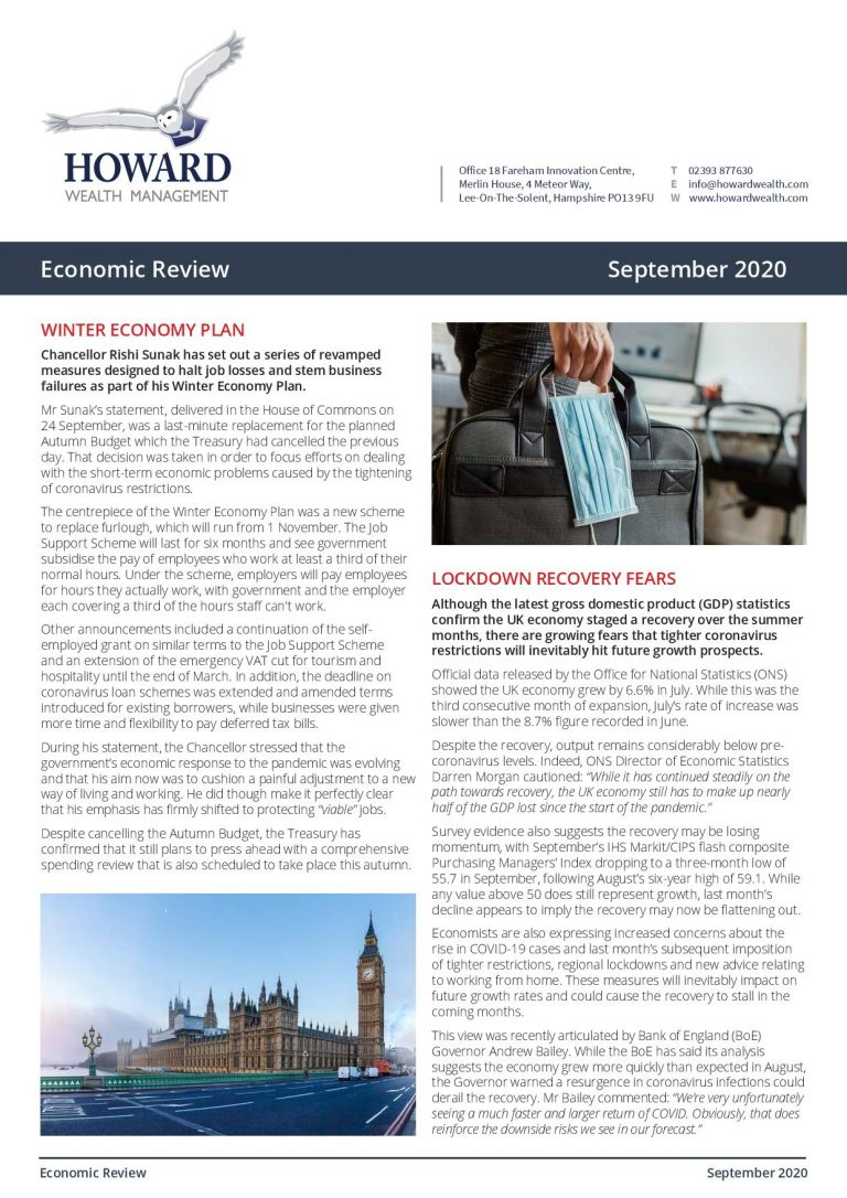 Economic Review September 2020 page 001