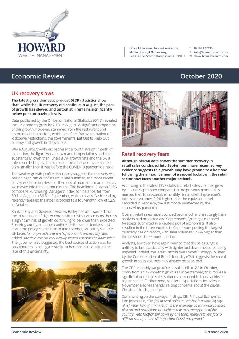 Economic Review October 2020 page 001