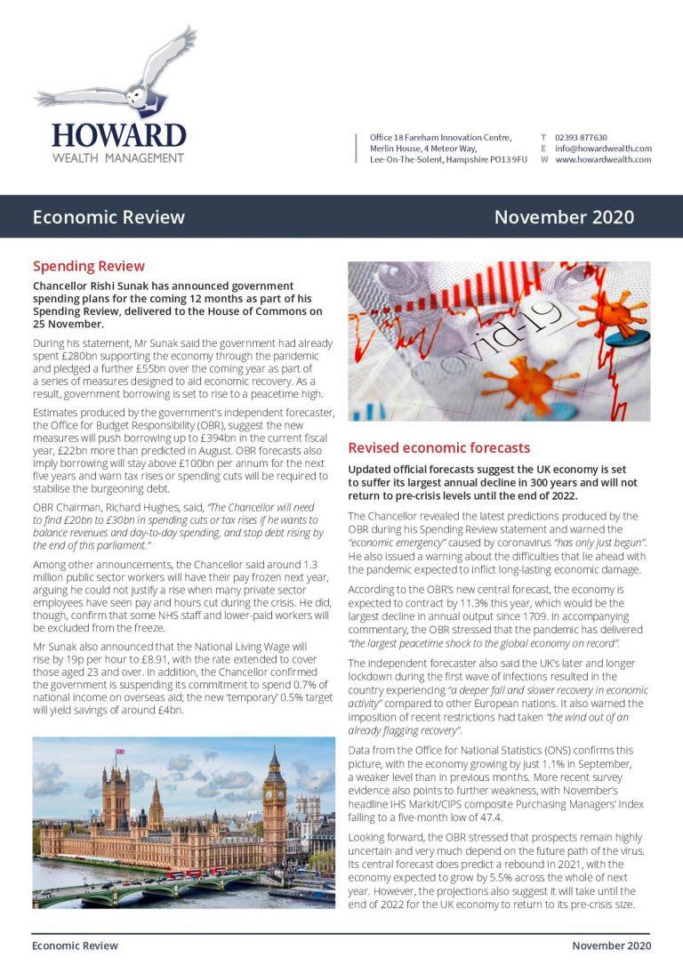 Economic Review November 2020 page 001