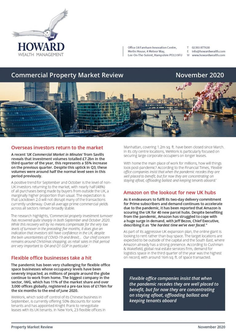 Property Market Review November 2020 page 001