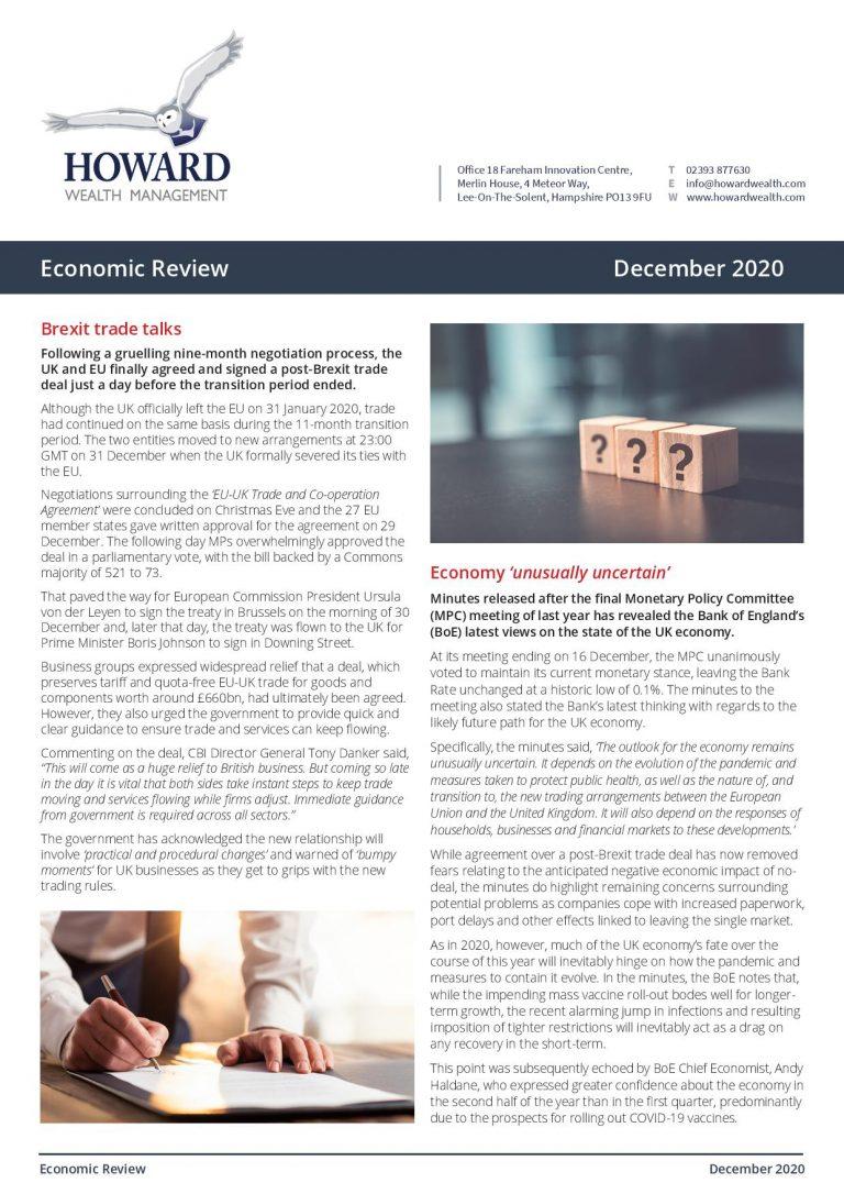 Economic Review December 2020 page 001